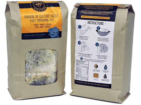Gourmet Mushroom Package