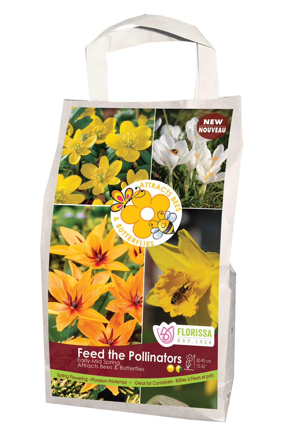 Feed the Pollinators - Early-Mid Spring